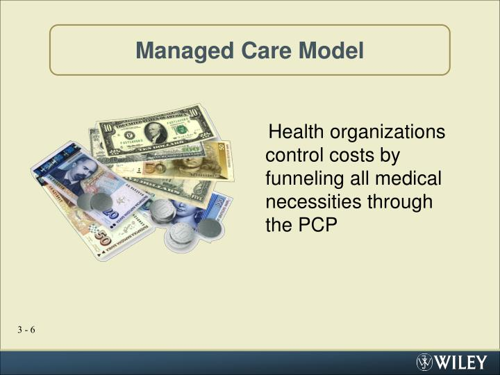 Managed Care Model