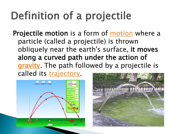 Equations for projectile motion ppt video online download.