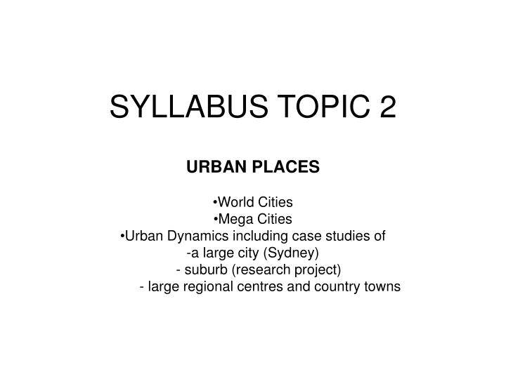 urban dynamics essay Practice essay - urban dynamics - analyse the results of urban dynamics operating in a large city in the developed world on the changing economic character, nature and.