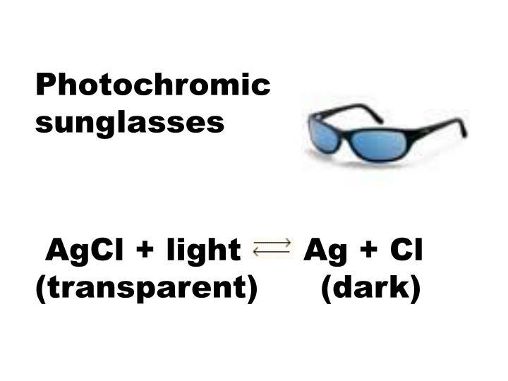 Photochromic