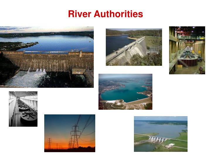 River Authorities
