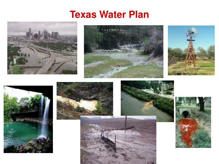 Texas Water Plan