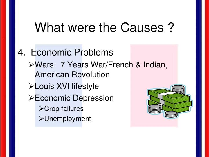 What were the Causes ?