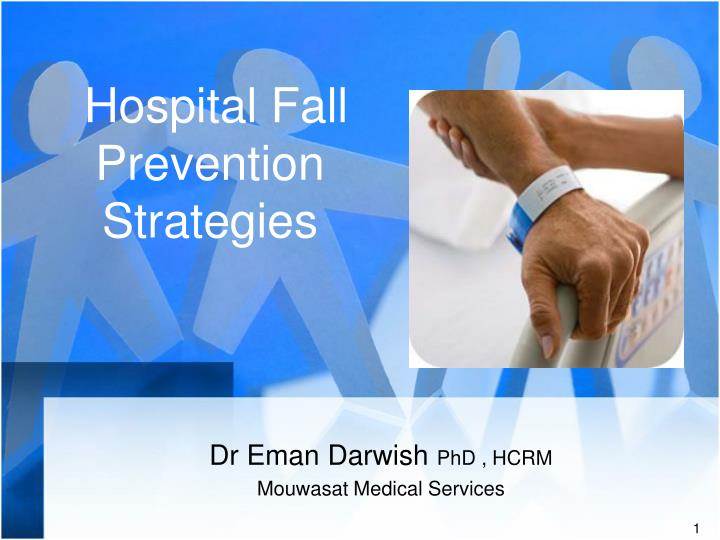 falls risk and fall prevention strategies Fall prevention may not seem like a lively topic, but it's important as you get older, physical changes and health conditions — and sometimes the medications used to treat those conditions — make falls more likely.