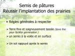 semis de p tures r ussir l implantation des prairies1