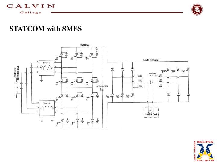 STATCOM with SMES