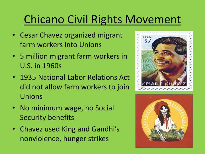 Chicano Civil Rights Movement