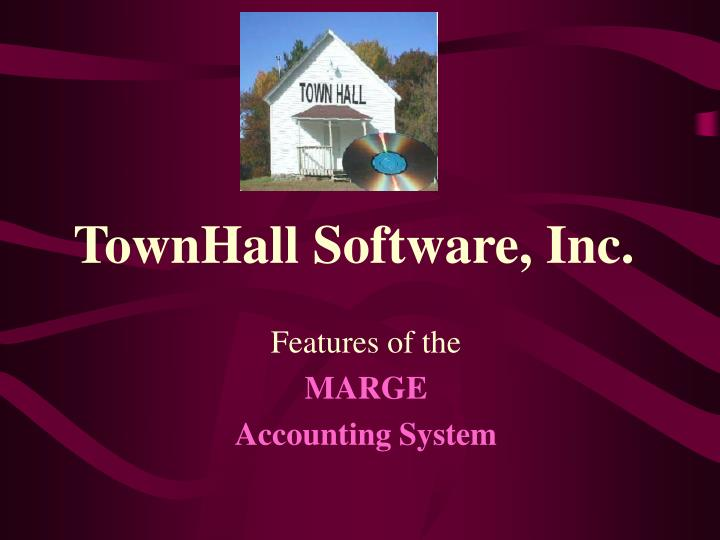 Townhall software inc