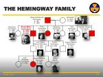 the hemingway family1