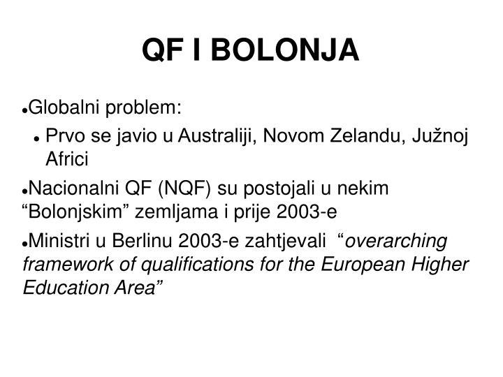 QF I BOLONJA