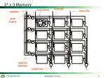 2 2 x 3 memory