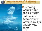 convectional lifting1