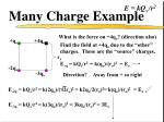 many charge example