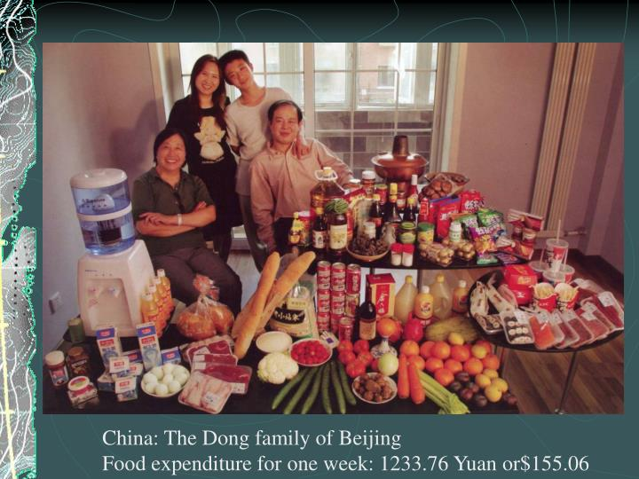 China: The Dong family of Beijing