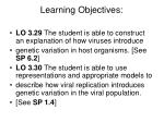 learning objectives6