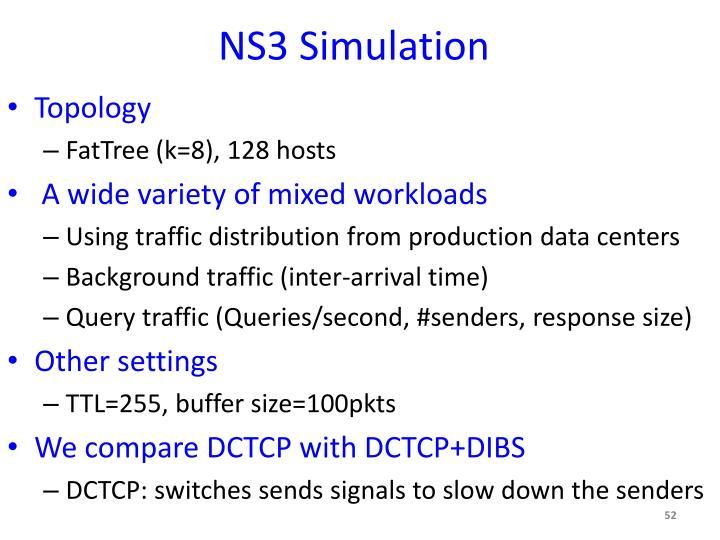 NS3 Simulation