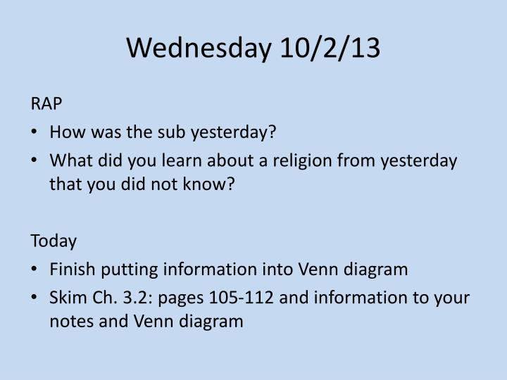 Ppt A Comparison Of Judaism Christianity And Islam Abrahamic