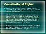 constitutional rights2
