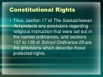 constitutional rights4
