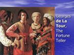 georges de la tour the fortune teller
