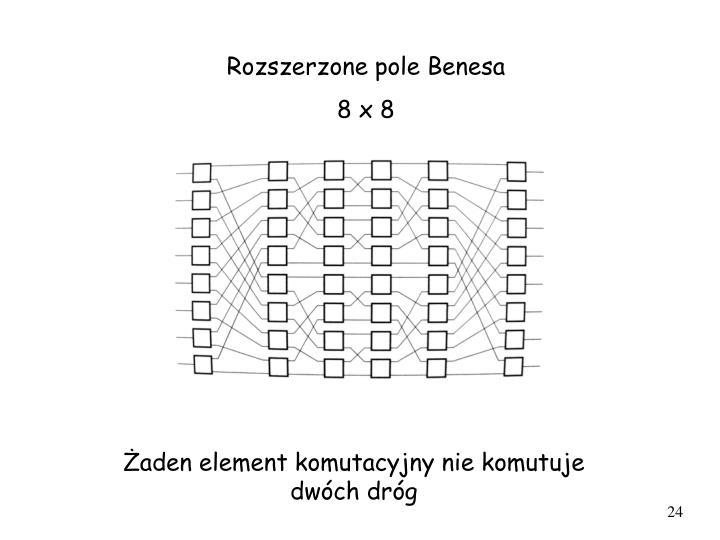 Rozszerzone pole Benesa