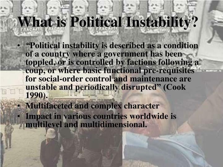 What is Political Instability?