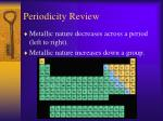periodicity review16