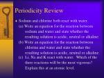 periodicity review26