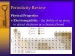 periodicity review5