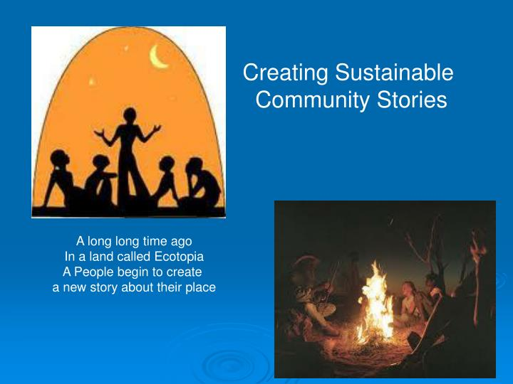 Creating Sustainable