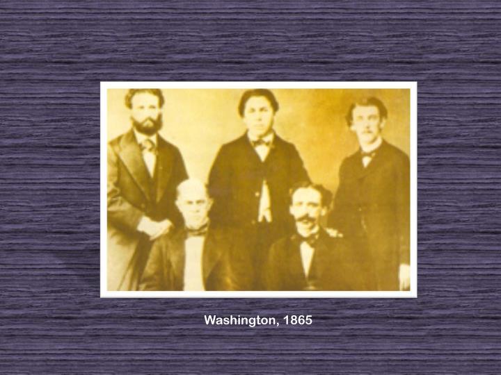 Washington, 1865