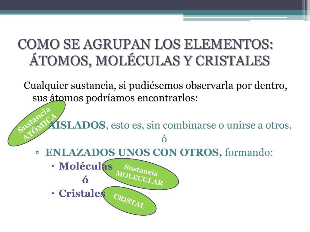 5fd18b4376 PPT - ELEMENTOS Y COMPUESTOS PowerPoint Presentation - ID:6035554