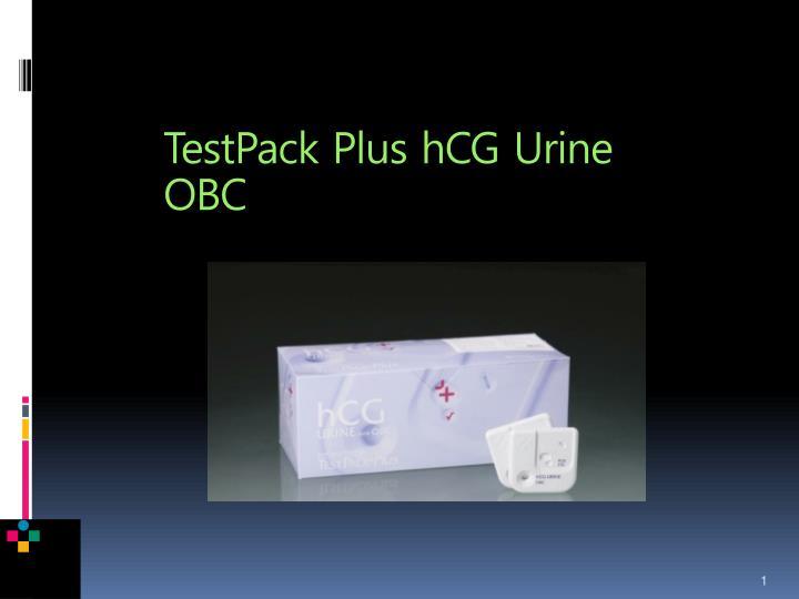 TestPack