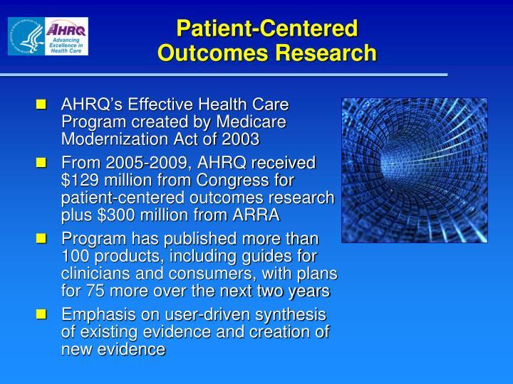 Patient-Centered