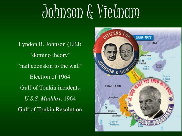 Johnson & Vietnam