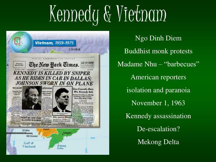 Kennedy & Vietnam