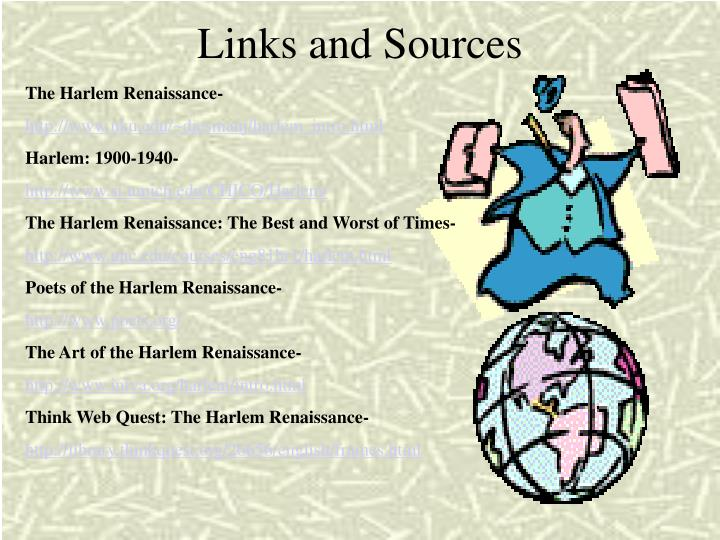Links and Sources