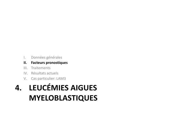 Leuc mies aigues myeloblastiques