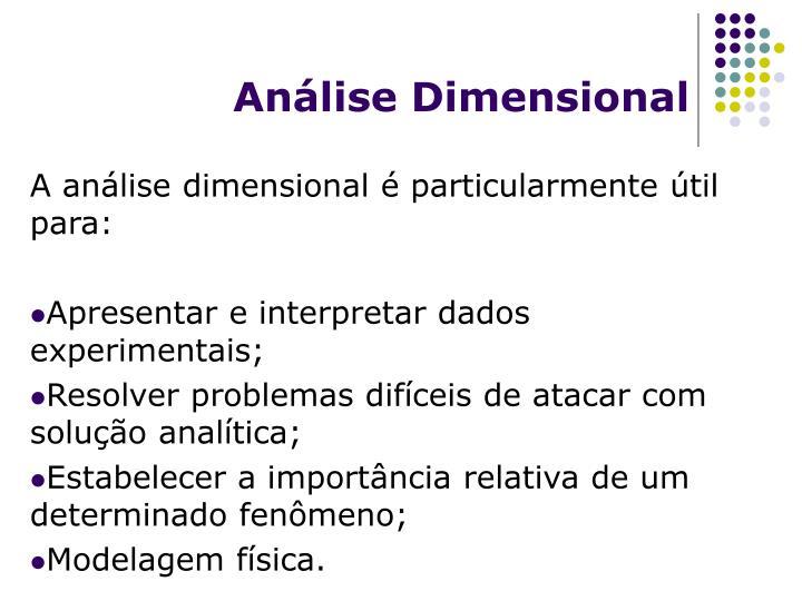 An lise dimensional1
