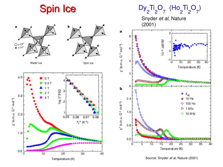 Spin Ice