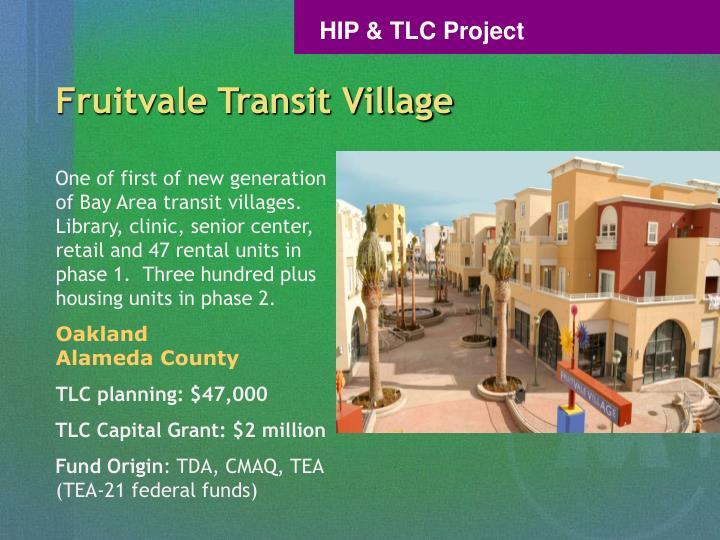 HIP & TLC Project