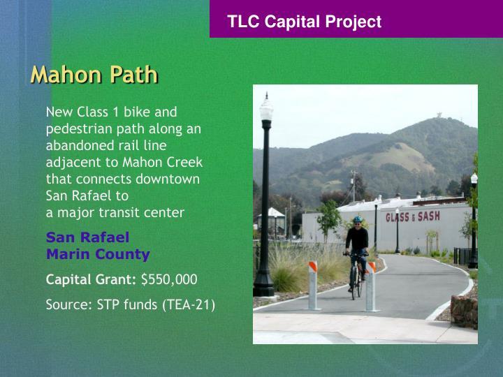 TLC Capital Project