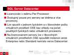 sql server datacenter