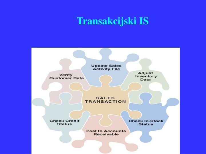 Transakcijski IS
