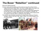 the boxer rebellion continued5