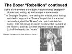 the boxer rebellion continued7