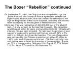 the boxer rebellion continued8