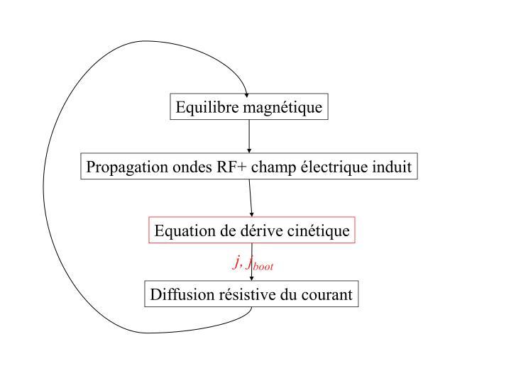 Equilibre magnétique