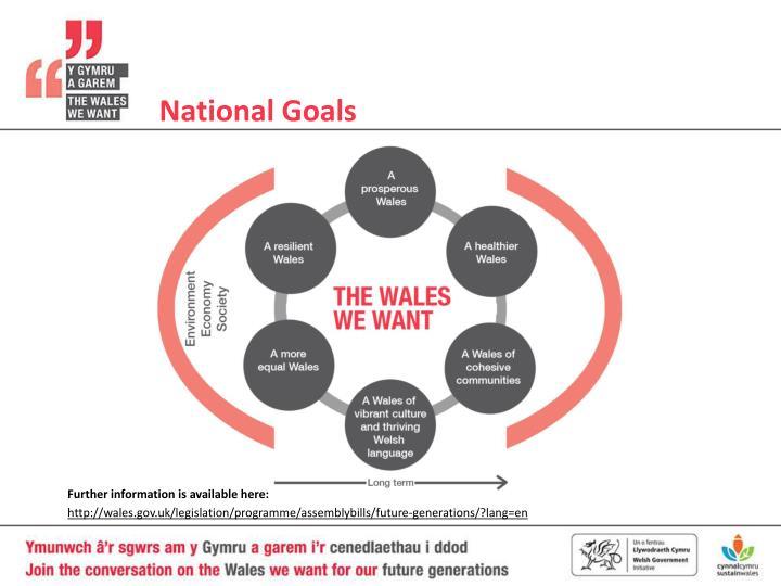 National Goals
