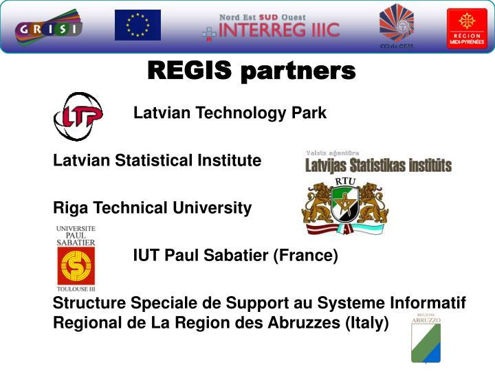Regis partners